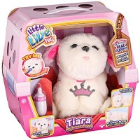 Little Live Pets Tiara Girl Dog My Dream Puppy Playset